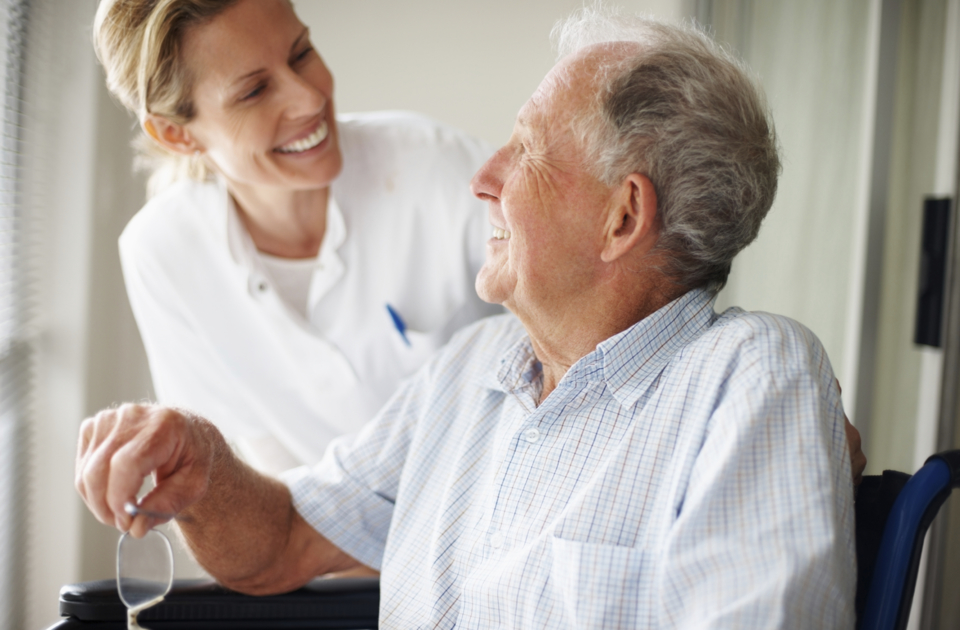 Ambulanter Pflegedienst & Seniorenpflegeheim am Wasserwerk